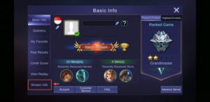 Cara Mengaktifkan Live Streaming di Game Mobile Legends